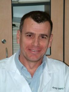 Др. Нахшон Кнолер